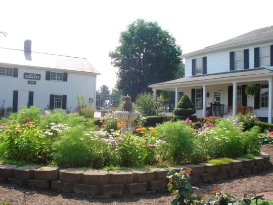 Hoover Herb Garden