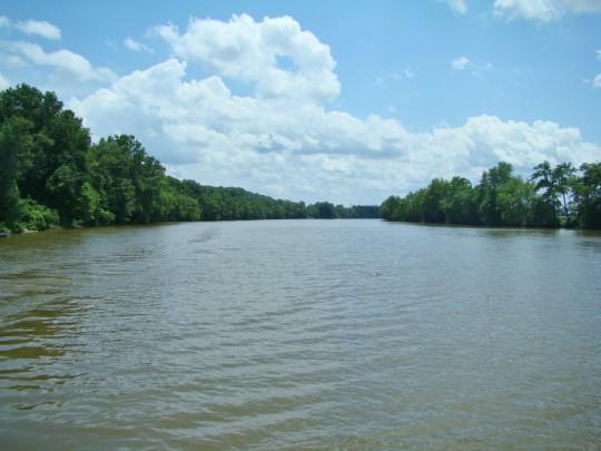 Lorena Muskingum River