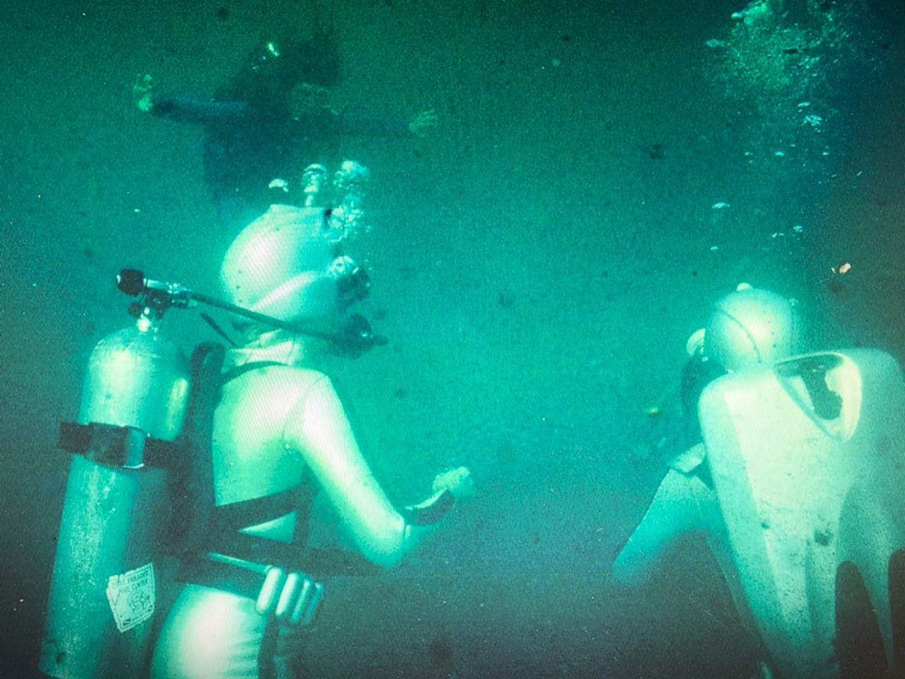 Captain Diving