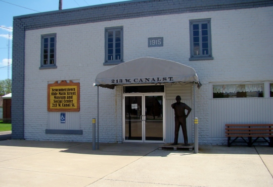 Cy - Olde Main Street Museum