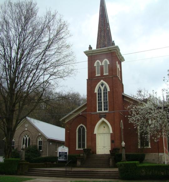 Stone - Putnam Presbyterian Church