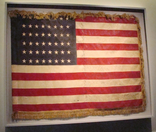 Veterans WWI flag