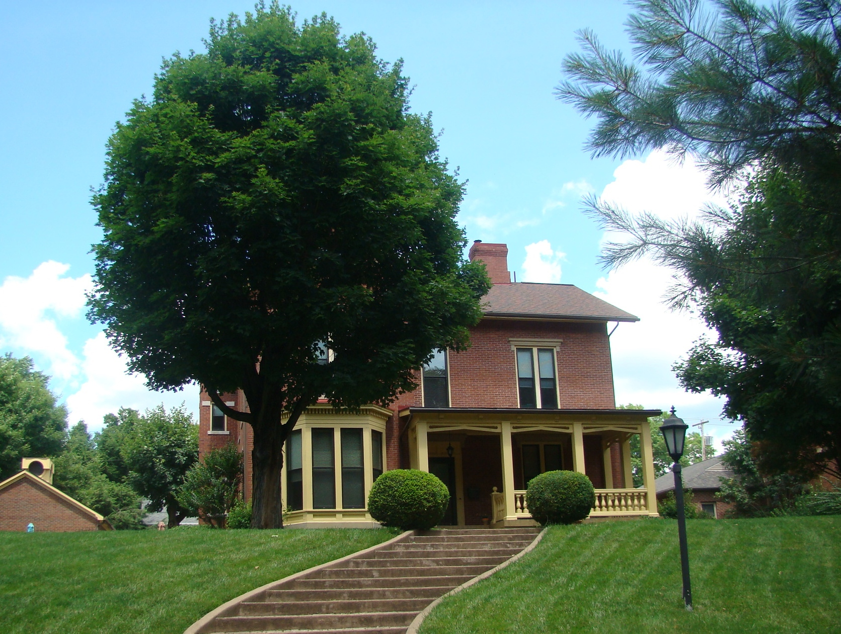 Rufus Dawes House