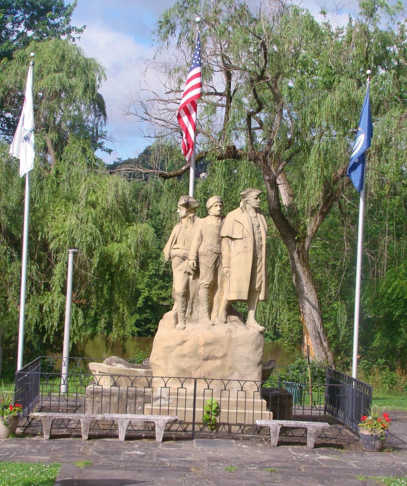 Westward Monument
