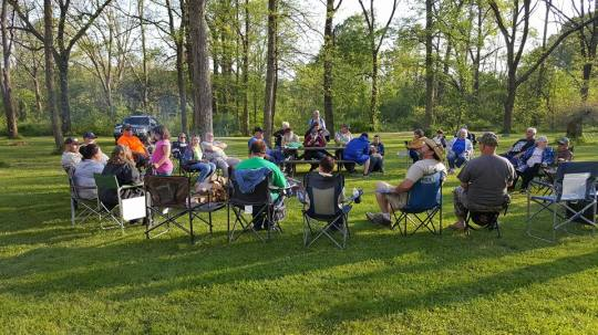 Bigfoot Campout Salt Fork