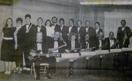 SFF Dick SImcox Big Band 1980