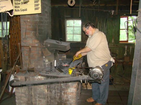 Roscoe Blacksmith
