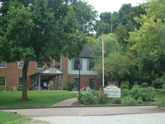 Roscoe Visitor Center