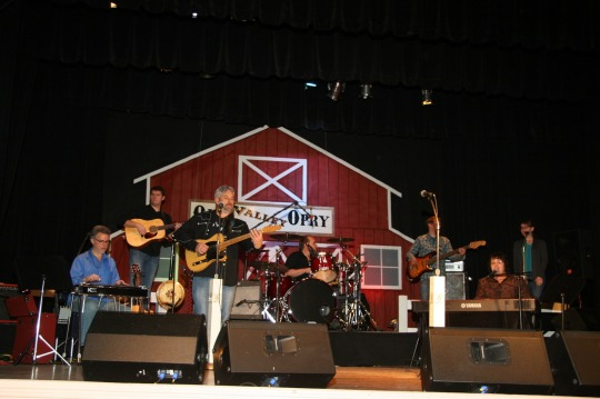 Opera House- Ohio Valley Opry clear