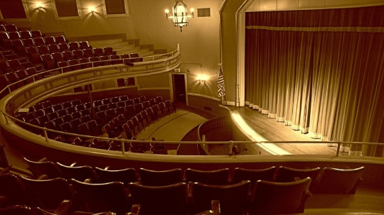 Haunted Twin City Opera House - Haunted Places in Ohio