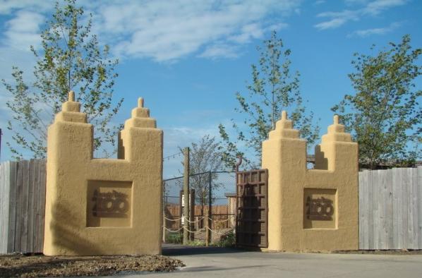 Ark Zoo Entrance