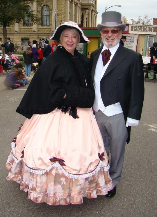 Martha and Gary