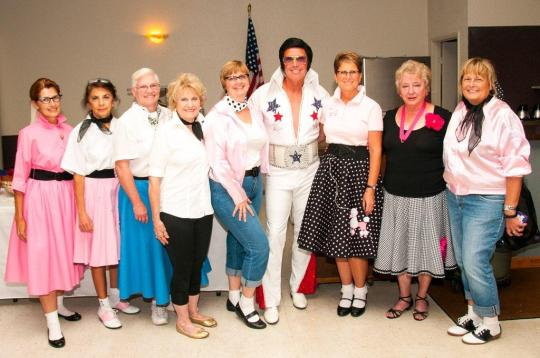 Sock Hop with Elvis
