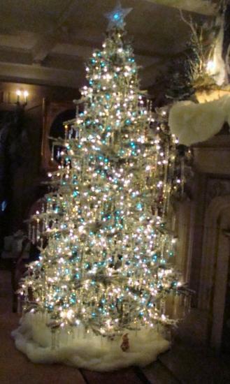Arms Crystal Tree