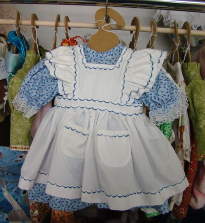 Jane doll dress
