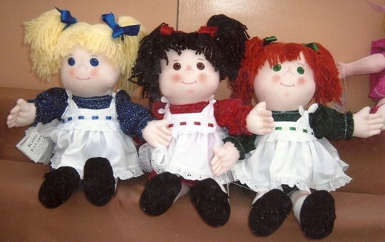 Jane Katie Dolls