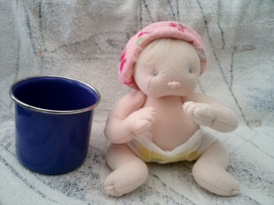 Jane Tea cup doll