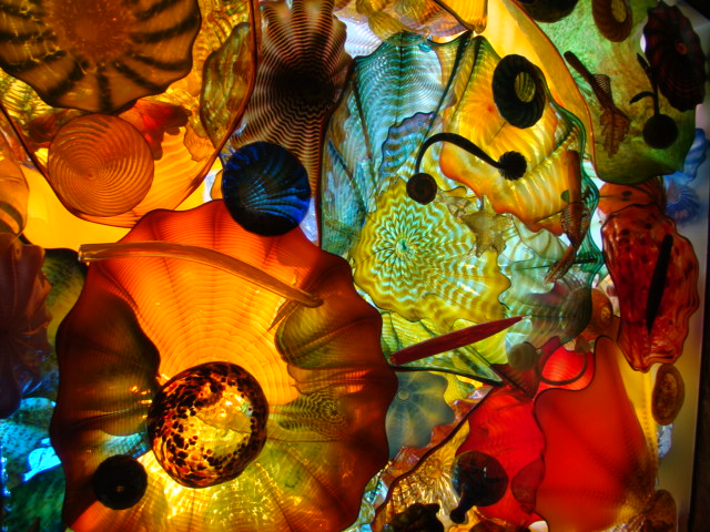 Chihuly Ceiling