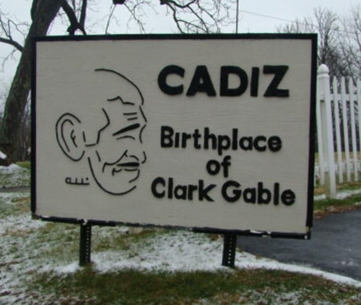 Clark Cadiz Sign