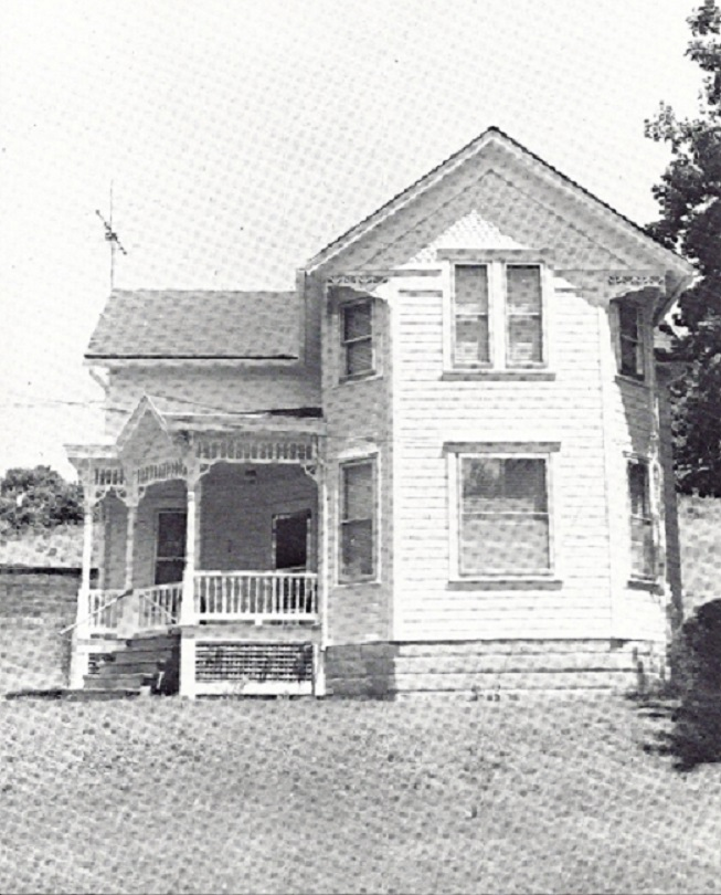 Clark childhood home