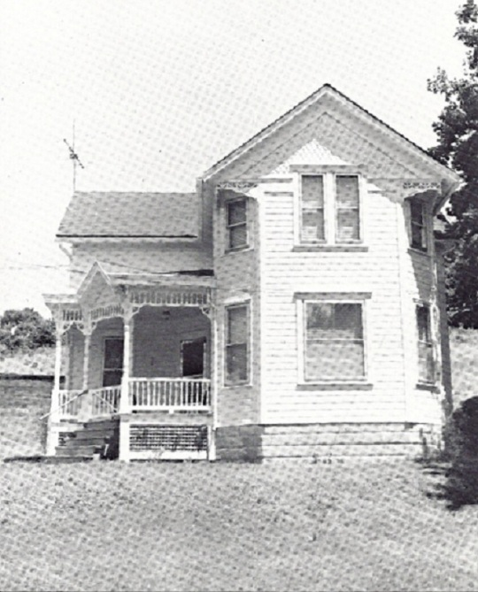 Clark childhood home