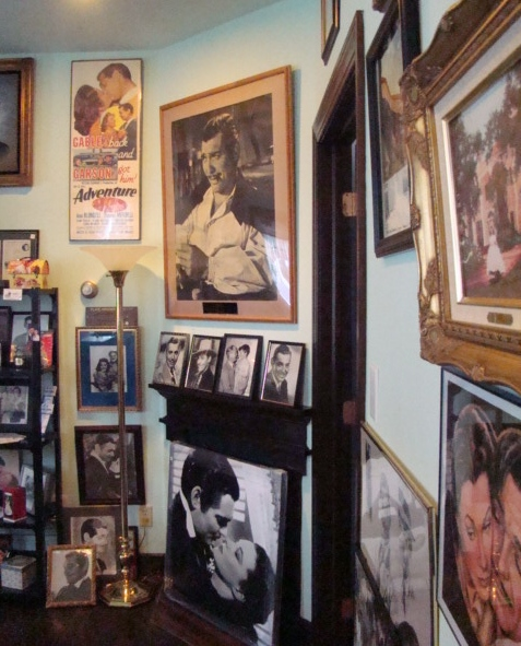 Clark Gift Shop Walls