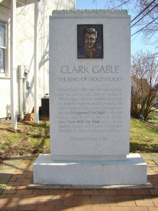 Clark Monument