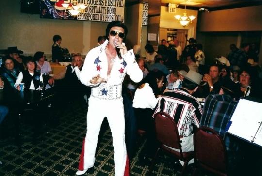 Jack Elvis Dress