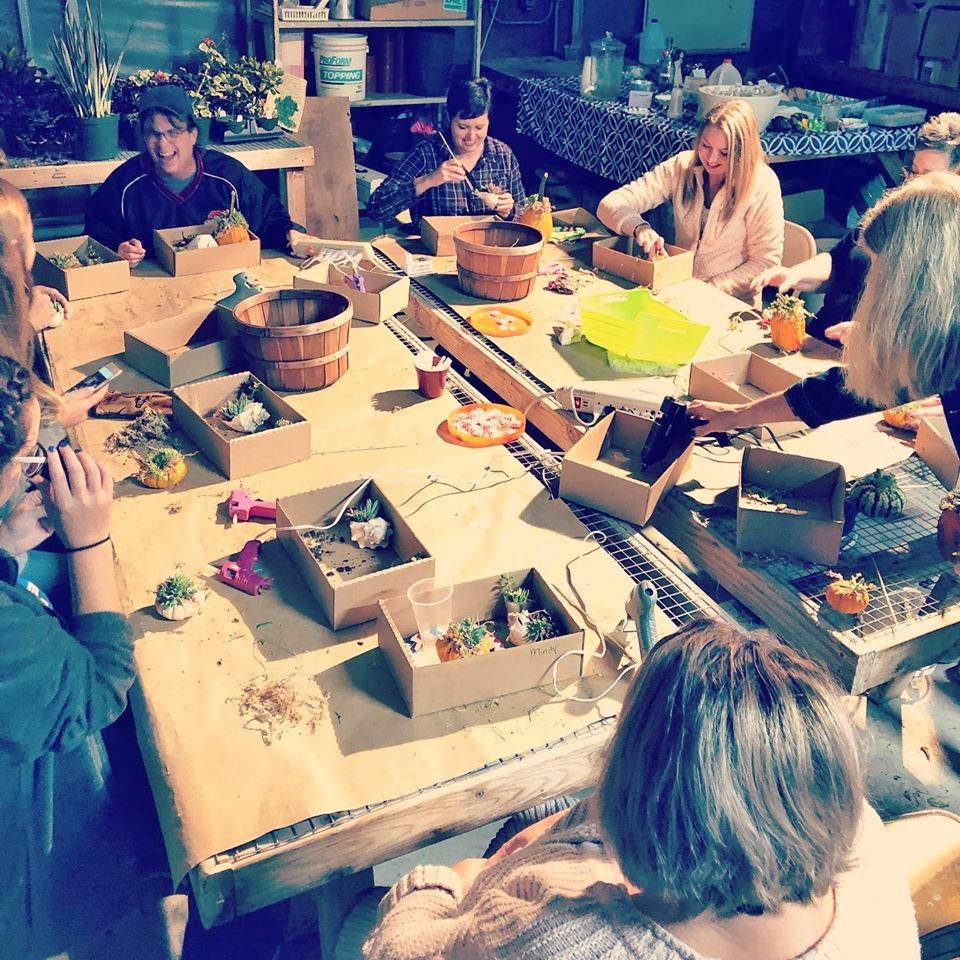 McDaniel's Fall Workshop (2)