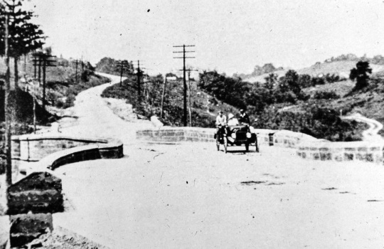 Middlebourne Bridge 1903