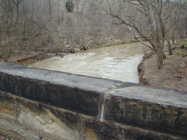 S Wheeling Creek