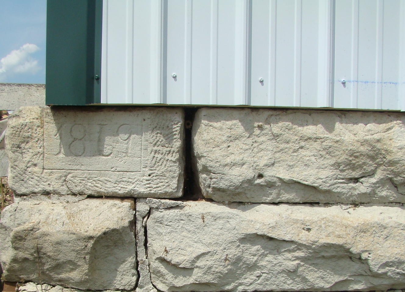 Barn Cornerstone
