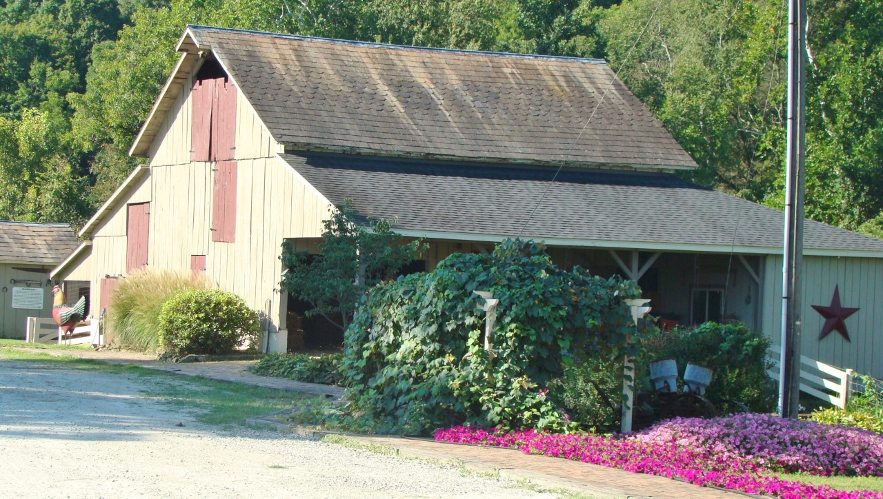 Schumaker Old Barn