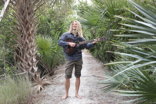 Barefoot at Apoxee Trail Florida