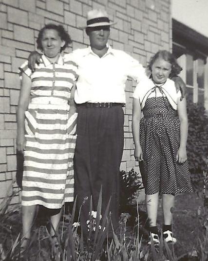 Dad, Mom and Bev 001