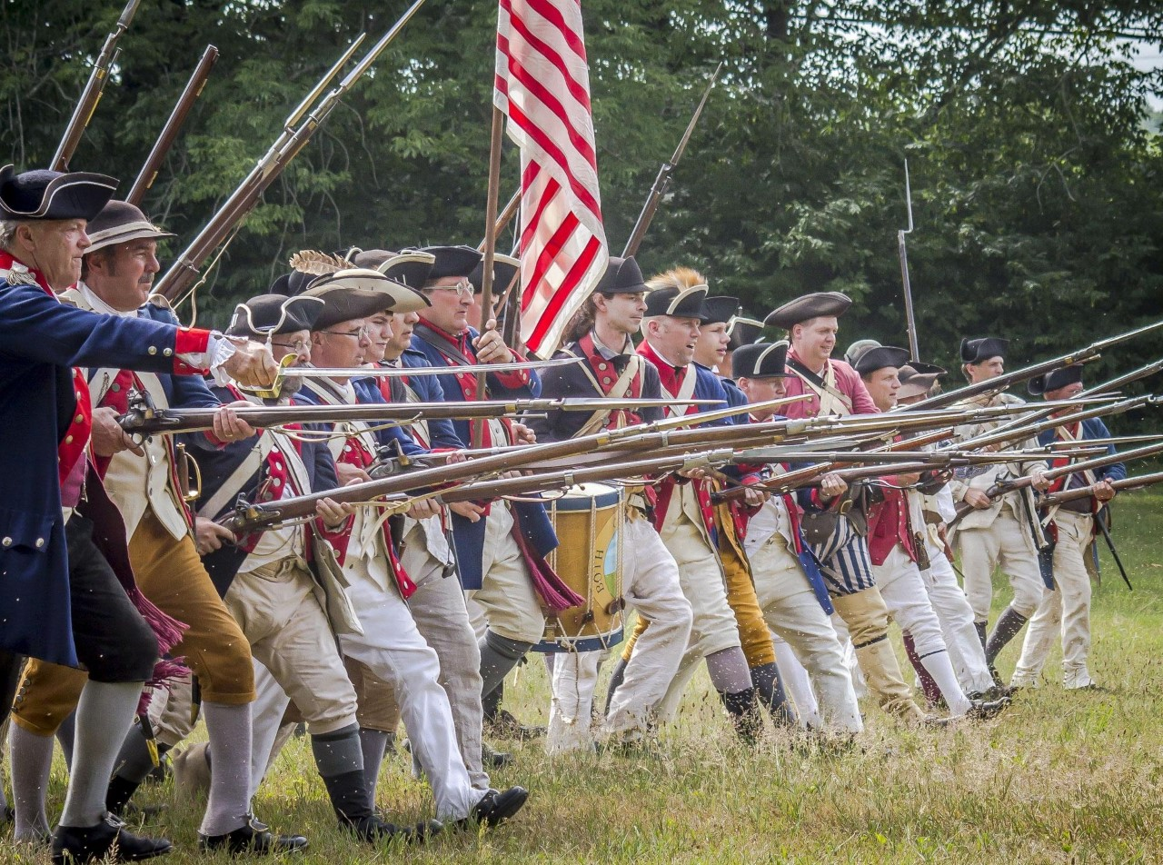 Fort Laurens Reenactment