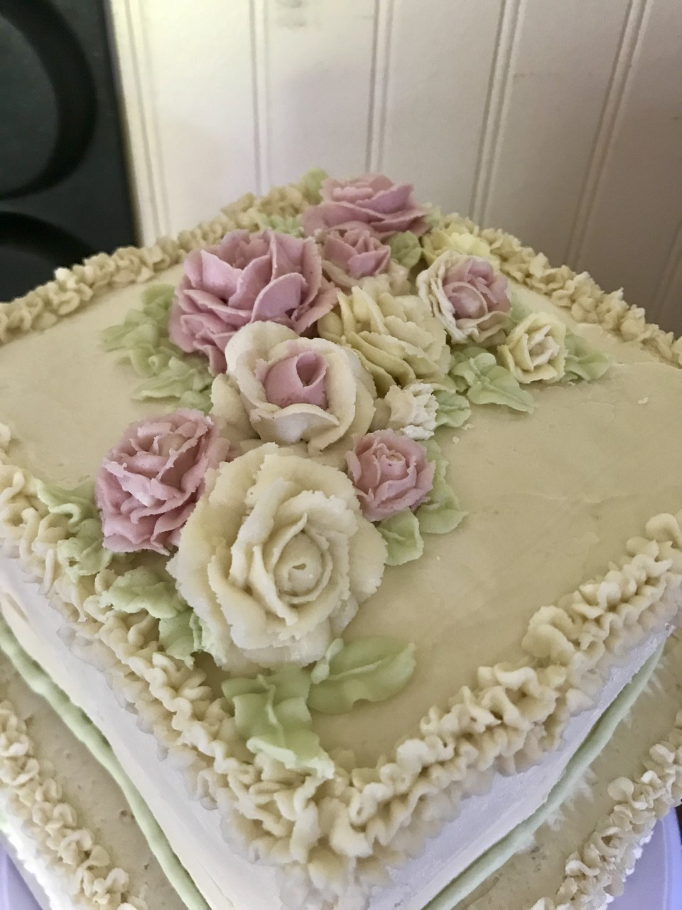Lisa - Wedding Cake