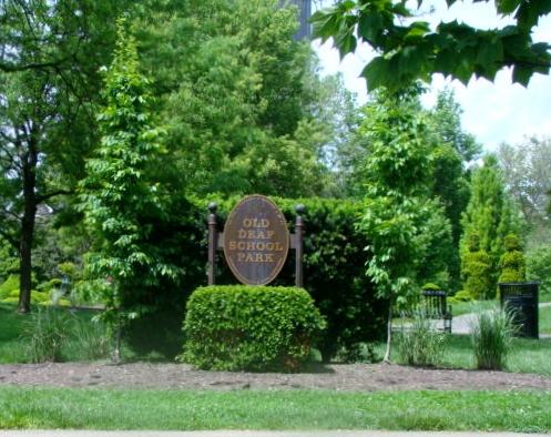 Topiary - Old Deaf School Park