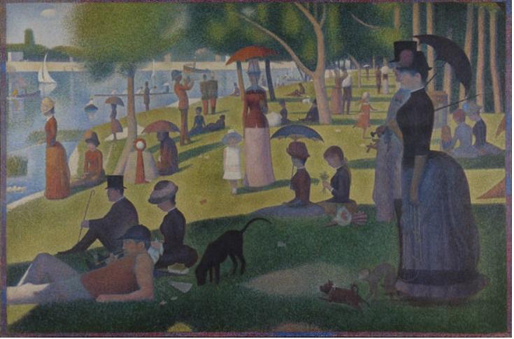 Topiary - Painting Print