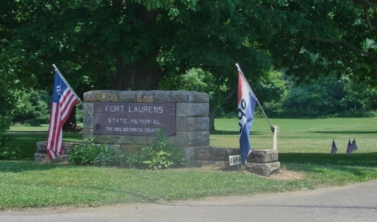 Fort Laurens Entrance