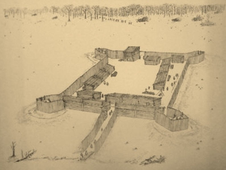 Fort Laurens Original Fort