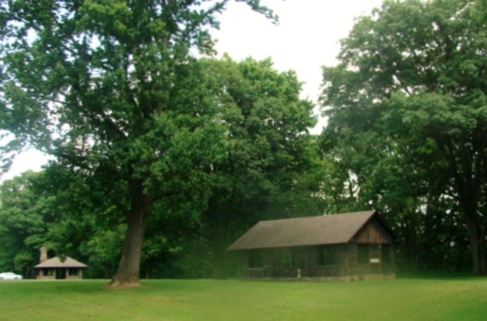 Fort Laurens Picnic Shelters