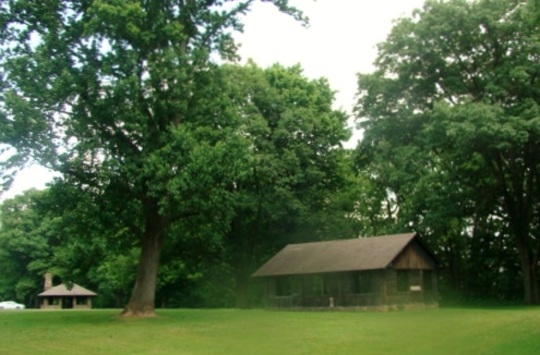 Fort Laurens Picnic Shelters