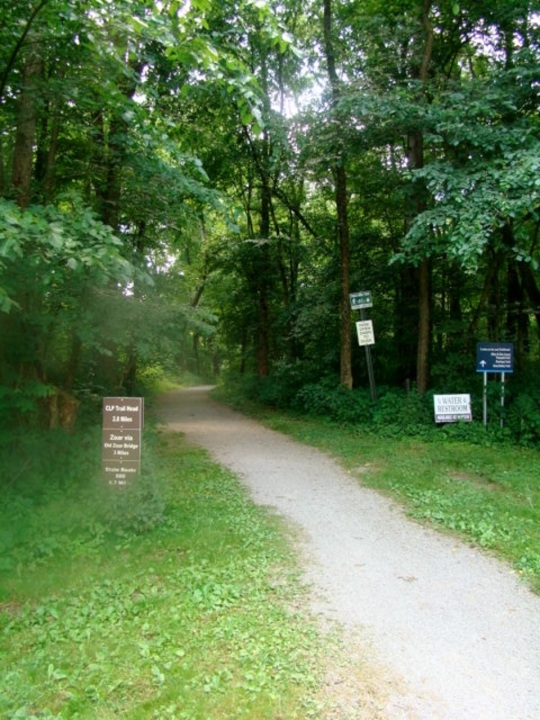 Fort Laurens Towpath Trail