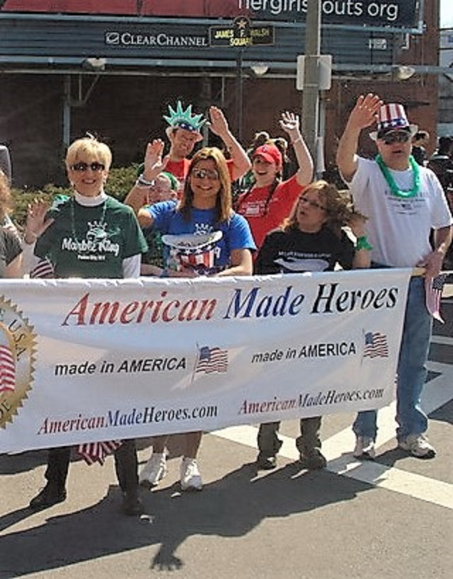 Made in America parade