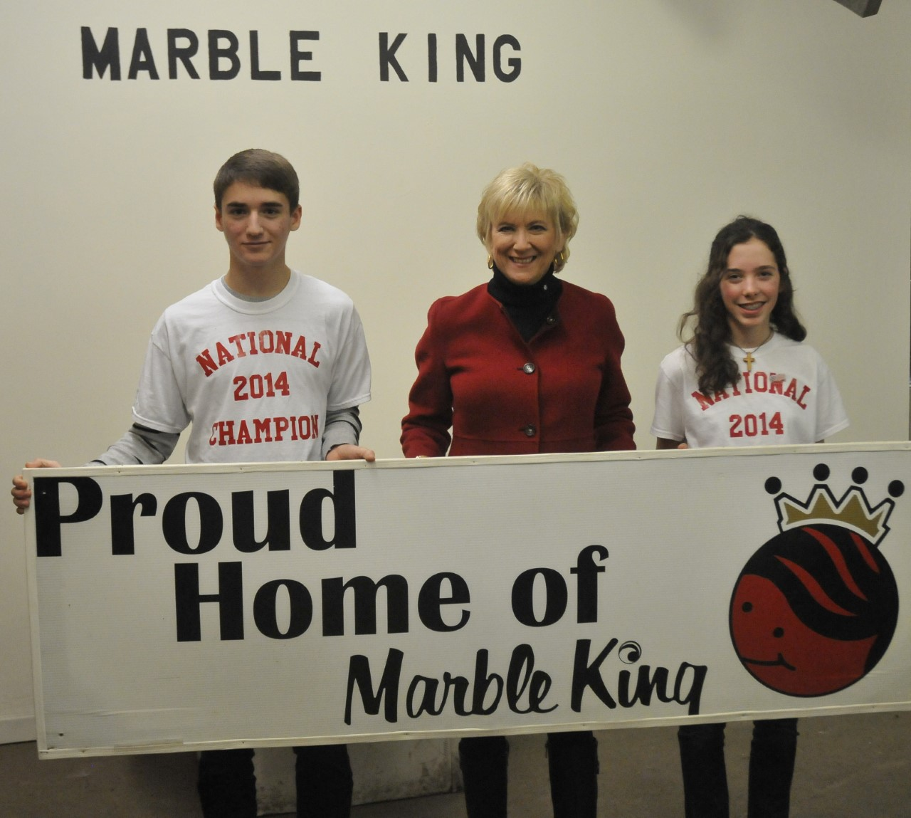 Marble King Champions
