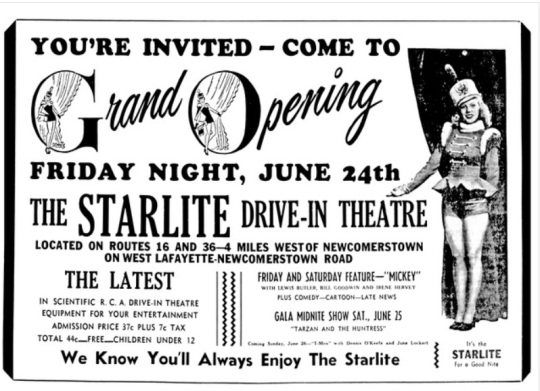 Starlite Opening Night